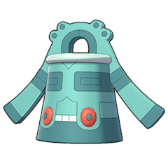 Sprite of Bronzong in Pokémon Sword/Shield