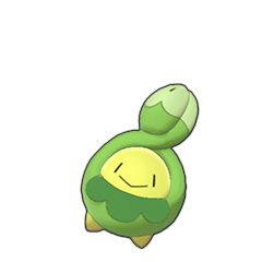 Sprite of Budew in Pokémon Sword/Shield