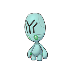 Sprite of Elgyem in Pokémon Sword/Shield