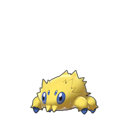 Sprite of Joltik in Pokémon Sword/Shield