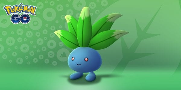 Oddish in Pokémon GO