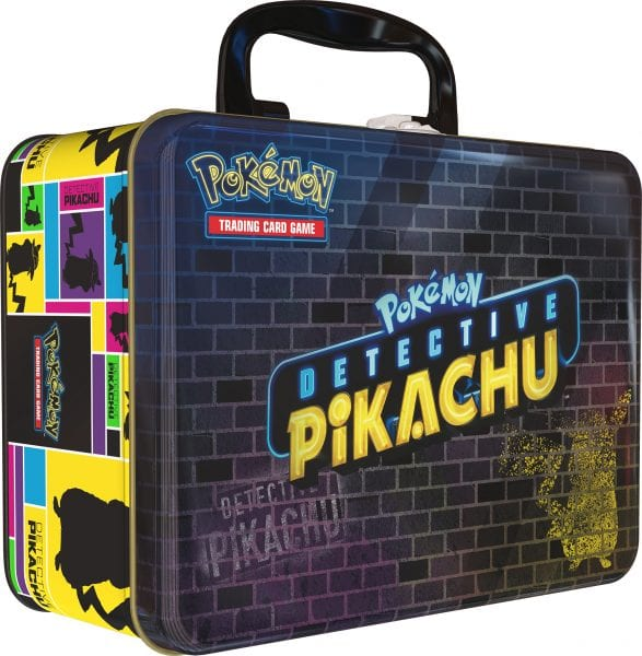 Detective Pikachu Collector's Chest