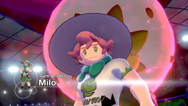 Gym Leader Milo