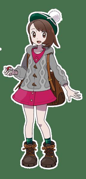 Pokemon Female Characters