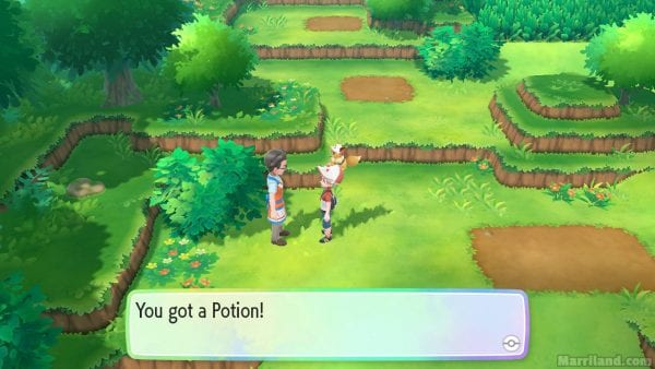 Route 1 (2nd Visit) • Pokémon Let's Go Pikachu & Eevee Walkthrough