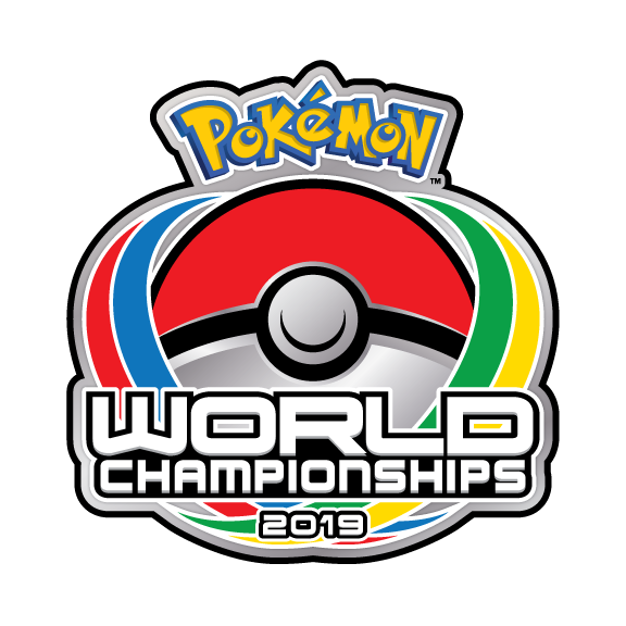 Logo for the Pokémon World Championships 2019