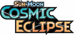 Sun & Moon Cosmic Eclipse Logo