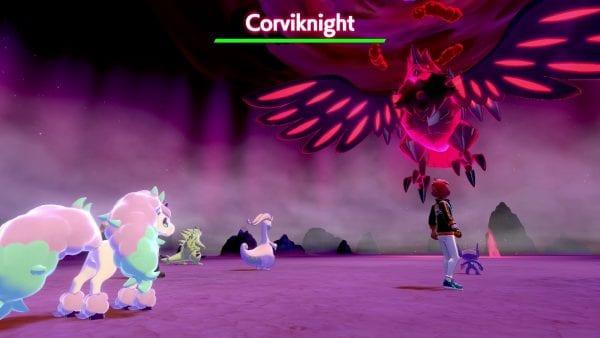 Gigantamax Corviknight