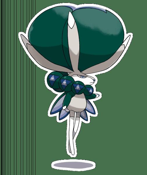 Alternate art of Calyrex
