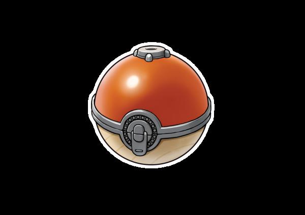 Old Poké Ball