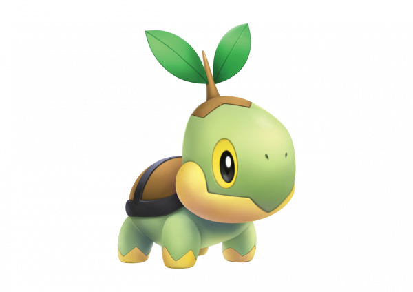 Official artwork of Turtwig