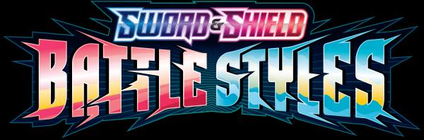 Sword & Shield Battle Styles Logo