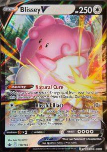 Blissey V card