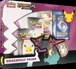 Pokémon TCG: Celebrations Collection—Dragapult Prime