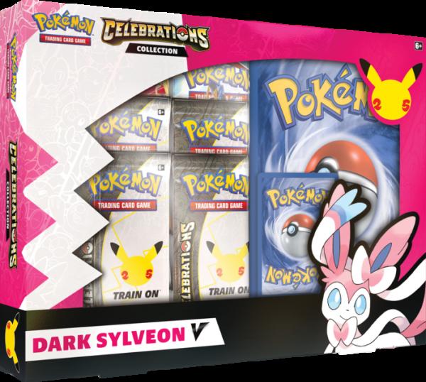 Pokémon TCG: Celebrations Collection—Dark Sylveon V