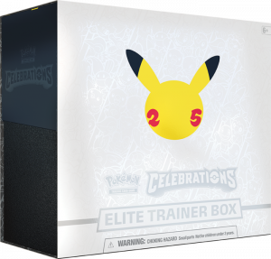 Pokémon TCG: Celebrations Collection—Elite Trainer Box