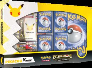 Pokémon TCG: Celebrations Special Collection—Pikachu V-UNION