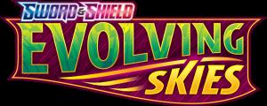 Logo for Sword & Shield—Evolving Skies