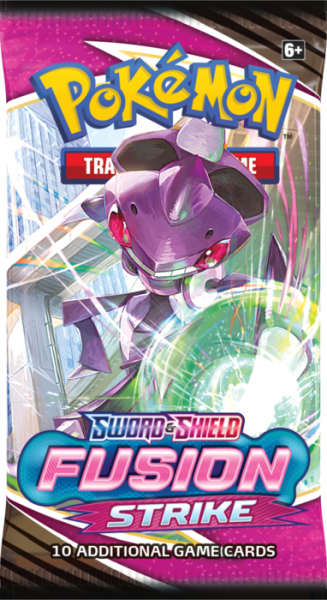 Booster Pack with Genesect
