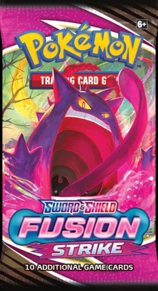 Booster Pack with Gigantamax Gengar