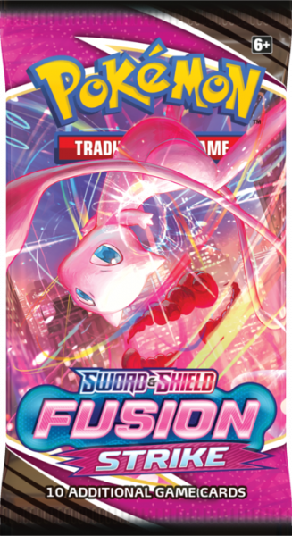 Booster Pack with Mew