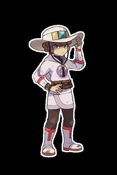 Lian, a shorter boy with a cowboy hat