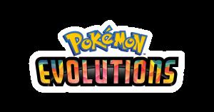 Pokémon Evolutions logo