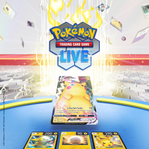 Pokémon Trading Card Game Live square art, same as shown at the top of the post