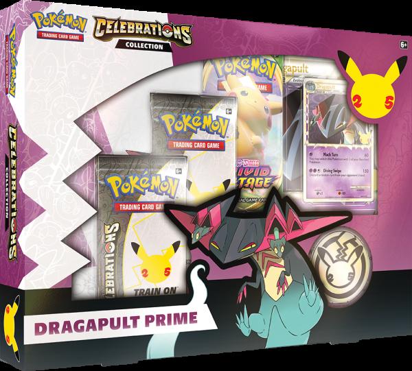 Dragapult Prime Collection