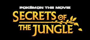 Pokémon the Movie: Secrets of the Jungle logo